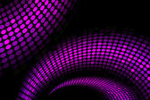 Vector purple snake background