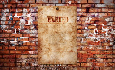 Wanted background