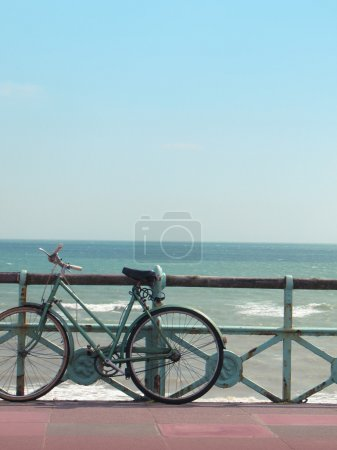 Bike, sea, summer