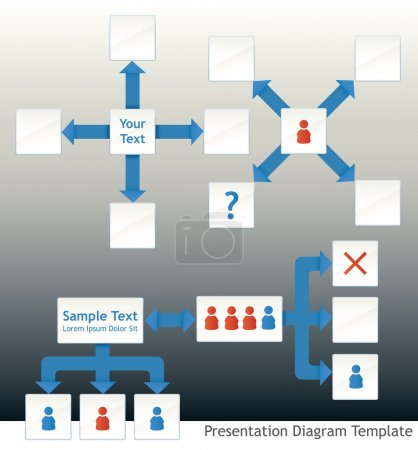 Presentation elements