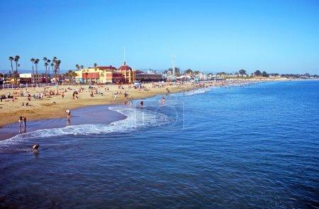 Photo for The Santa Cruz Beach Boardwalk - Royalty Free Image