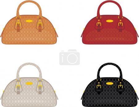 Designer female bags