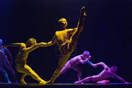 Modern dance show