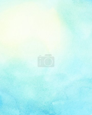 Photo for Abstract watercolor background. - Royalty Free Image