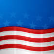 USA background abstract with copy space....