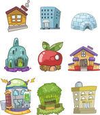 Dům doodle
