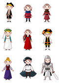 cartoon medieval