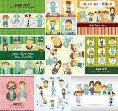 Lékařů a pacientů karta