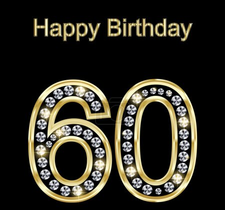 Happy Birthday 60