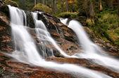Beautiful waterfalls Rissloch