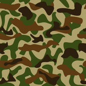 Seamless camouflage pattern green and brown colors