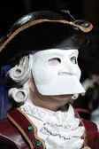 Casanova Mask in Venice Carnival
