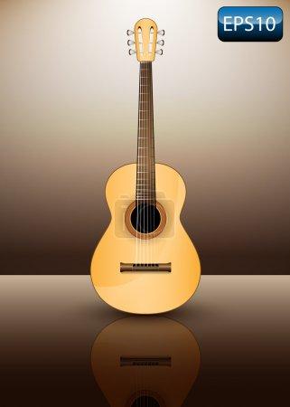 Vector Classic Guitar