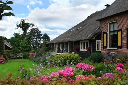 Giethorn , Holland