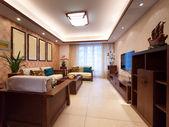 Domácí výzdobě čínském stylu
