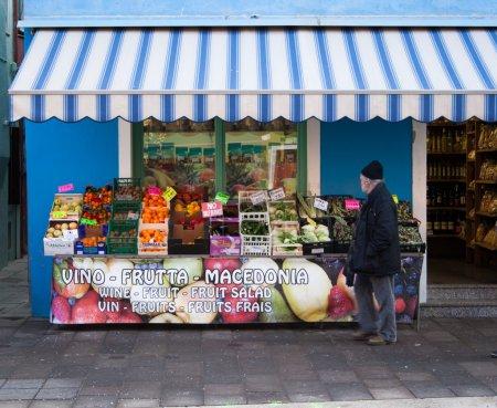 Italian small shop