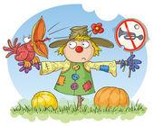 Scarecrow: Noise Prohibited