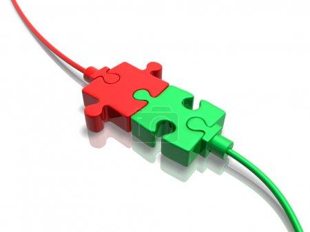 Puzzle Plugs