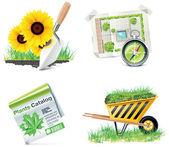 Vector Homebuilding & Renovating icon set Part 5