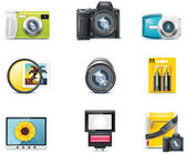 Vector photography icons Part 1