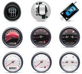 Car service icons Part 4
