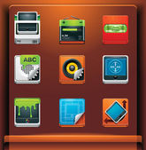 Mobile devices icons Part 9 of 12
