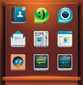 Mobile devices icons Part 2 of 12