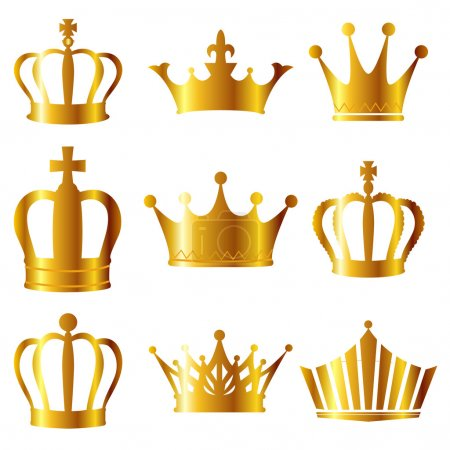 Icon of crown