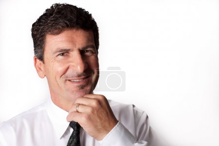 Handsome Married Businessman