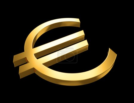 Photo for The Euro sign - european union currency symbol - Royalty Free Image