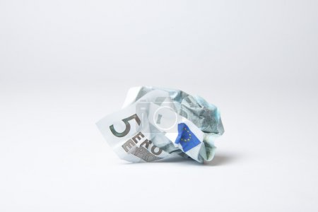 Devaluated Euro