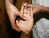 Ruční indická Ajurvédská olejová masáž