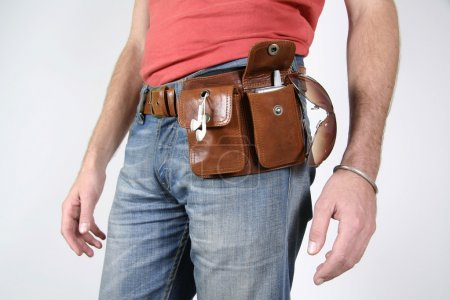 Series: male belt bags pouches
