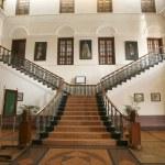 Palace stair interior...