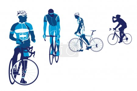 Bicyclist Collection