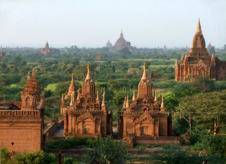 Temple in Bagan, Myanmar