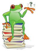 Kniha žáby