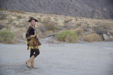 hot wench mit pistole