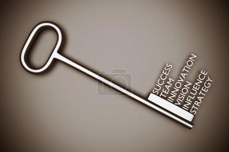 Team key