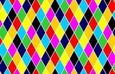 Allegro sfondo di Carnevale con colori di Arlecchino