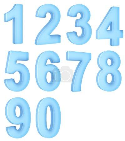 Translucent numbers