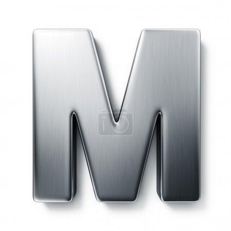 der Buchstabe m