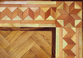 Wooden Parquet Floor Texture Background