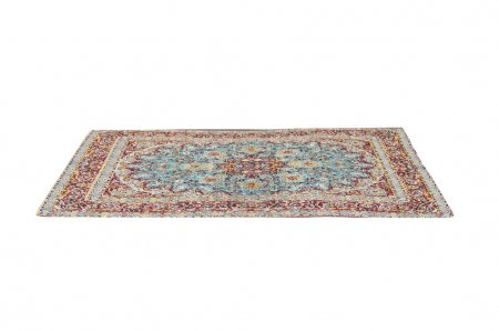 Photo for Turkish carpet on a white background - Royalty Free Image