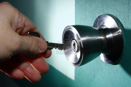 Unlocking a Door