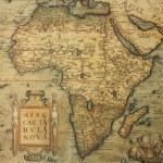 Постер, плакат: Antique map of Africa