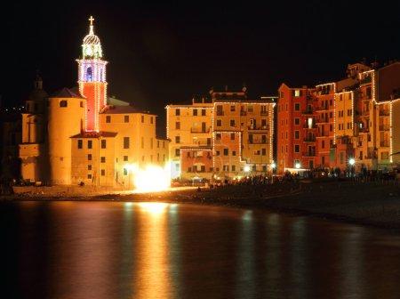 Ligurian village Camogli