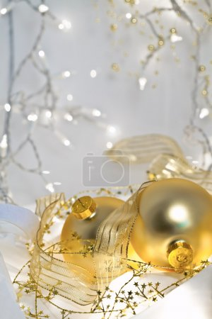 Romantic Christmas Background