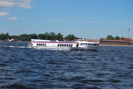 Water transport in Saint Petersburg
