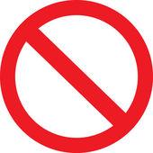 Zákazovou značkou